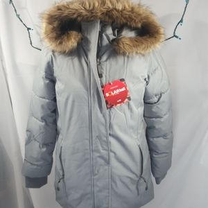 Time and Tru Heavy weight parka